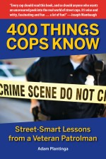 400 Things Cops Know Cover