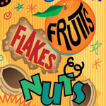 California Fruits Flakes and Nuts Featured Image