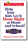 Help Your Kids Get It Done Right at Home and School