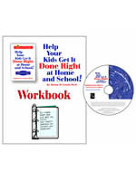 HELP YOUR KIDS GET IT DONE RIGHT POWERPOINT CD AND PRESENTER'S GUIDE FOR PARENTS