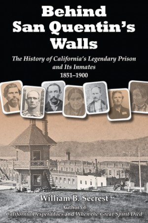 Behind San Quentin's Walls Front Cover