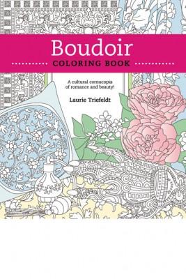 Boudoir Coloring Book
