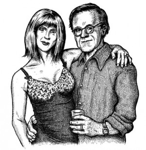 Comedian Phil Hartman, and his wife/murderer Brynn Hartman