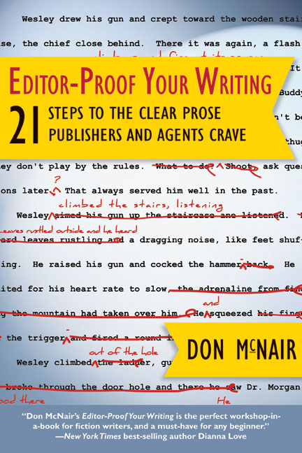 EDITOR PROOF YOUR WRITING