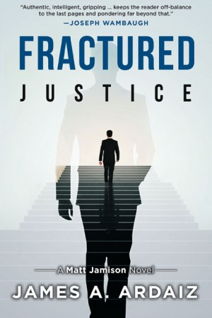 Fractured Justice Cover