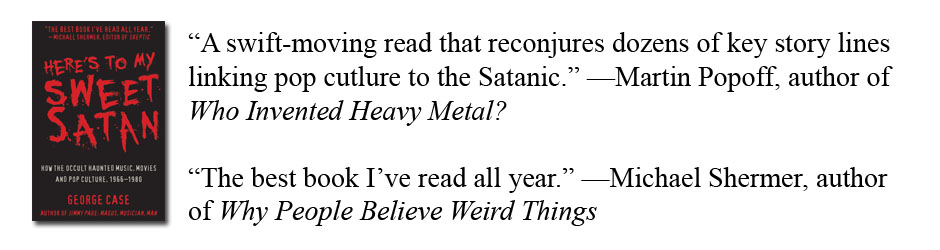 Here's to My Sweet Satan Slider Banner