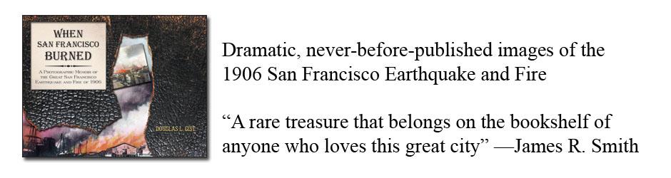 When San Francisco Burned Slider Banner