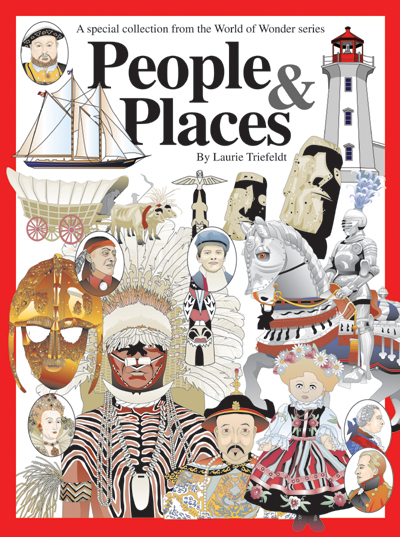 WORLD OF WONDER: PEOPLE AND PLACES