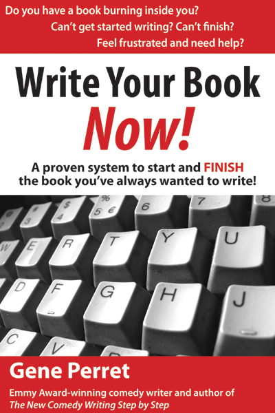 WRITE YOUR BOOK NOW!