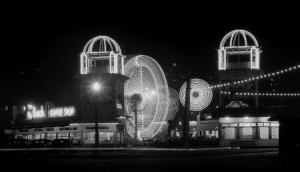Playland dazzled by night